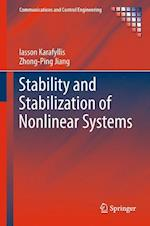 Stability and Stabilization of Nonlinear Systems af Zhong Ping Jiang, Iasson Karafyllis