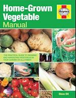 Homegrown Vegetable Manual (Haynes Manuals)