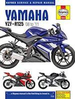 Yamaha YZF-R125 Service and Repair Manual (Haynes Service and Repair Manuals)