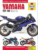 Yamaha YZF-R6 Service and Repair Manual (Haynes Service and Repair Manuals)
