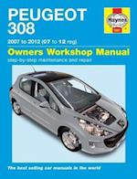 Peugeot 308 Service and Repair Manual (Haynes Service and Repair Manuals)