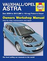 Vauxhall/Opel Astra Service and Repair Manual (Haynes Service and Repair Manuals)