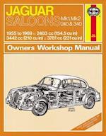 Jaguar Mk I & II, 240 & 340 Owners Workshop Manual (Haynes Service and Repair Manuals)