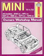 Mini Owners Workshop Manual (Haynes Service and Repair Manuals)