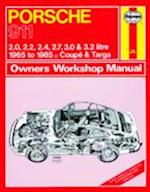 Porsche 911 Owner's Workshop Manual (Haynes Service and Repair Manuals)