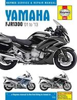 Yamaha FJR1300 Service and Repair Manual (Haynes Service and Repair Manuals)