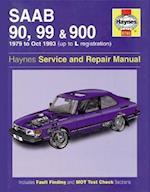 Saab 90, 99 & 900 Owner's Workshop Manual (Haynes Service and Repair Manuals)