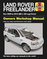 Land Rover Freelander (Nov 06 - 14) 56 To 64