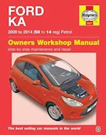 Ford KA Petrol 2008-2014 (Haynes Service and Repair Manuals)