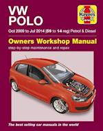VW Polo Petrol and Diesel Owner's Workshop Manual (Haynes Service and Repair Manuals)