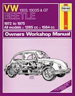 VW Beetle 1303 Owner's Workshop Manual (Haynes Service and Repair Manuals)