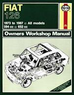 Fiat 126 Owner's Workshop Manual (Haynes Service and Repair Manuals)