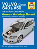 Volvo S40 & V50 Diesel Owner's Workshop Manual af Chris Randall