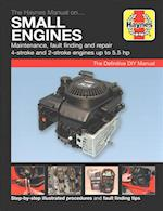 Small Engine Manual (Haynes Service and Repair Manuals)