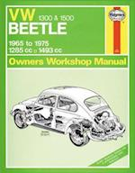 VW Beetle 1300/1500 Service and Repair Manual (Haynes Service and Repair Manuals)