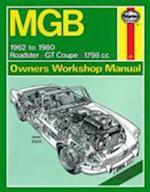 MGB Service and Repair Manual (Haynes Service and Repair Manuals)