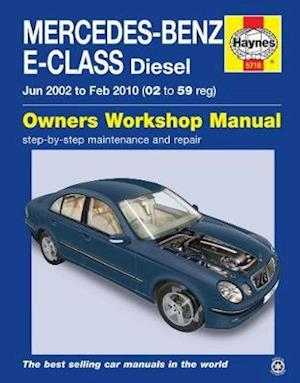 Bog, paperback Mercedes-Benz E-Class Diesel Service and Repair Manual af Martynn Randall