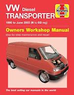 VW Transporter Diesel (T4) Service and Repair Manual (Haynes Service and Repair Manuals)