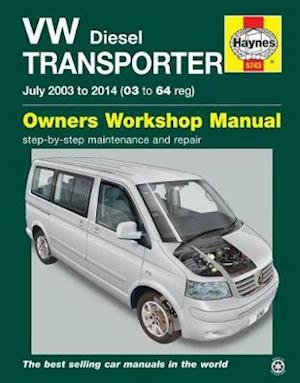 VW Transporter Diesel (July 03 - 14) 03 To 64