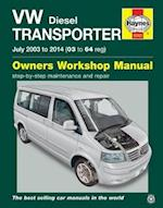 VW Transporter (T5) Diesel Owner's Workshop Manual (Haynes Service and Repair Manuals)