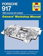 Porsche 917 Owners' Workshop Manual