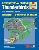 Thunderbirds 50th Anniversary Manual