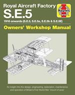 Royal Aircraft Factory S.E.5 (Owners Workshop Manual)