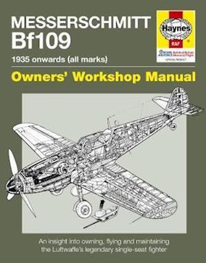 Bog, paperback Messerschmitt BF109 Manual af Paul Blackah
