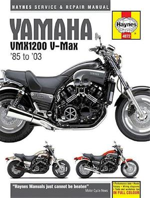 Yamaha V-Max (85-03)