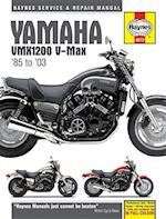 Yamaha V-Max 85-03 (Haynes Service and Repair Manuals)