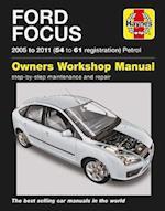Ford Focus Petrol 05-11 (Haynes Service and Repair Manuals)