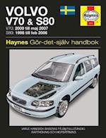 Volvo V70 & S80 (Swedish) Service and Repair Manual (Haynes Service and Repair Manuals)