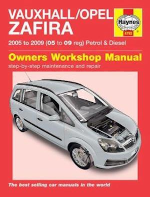 Vauxhall / Opel Zafira
