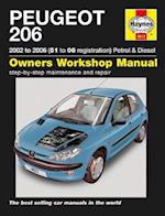 Peugeot 206 02-06 Service and Repair Manual