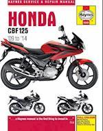 Honda CBF125 Service and Repair Manual (Haynes Service and Repair Manuals)