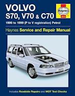 Volvo S70, V70 & C70 Service and Repair Manual (Haynes Service and Repair Manuals)