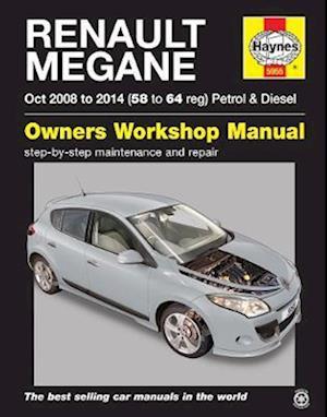 Renault Megane (Oct '08-'14) 58 To 64