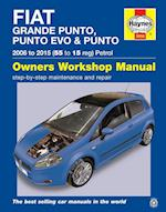 Fiat Grande Punto. Punto Evo & Punto Petrol Owners Workshop Manual (Haynes Service and Repair Manuals)