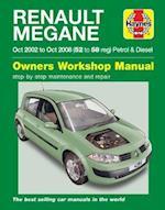 Renault Megane Service and Repair Manual (Haynes Service and Repair Manuals)