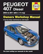 Peugeot 407 Service and Repair Manual (Haynes Service and Repair Manuals)