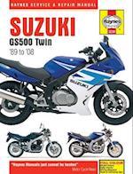 Suzuki GS500 Twins Service and Repair Manual (Haynes Service and Repair Manuals)