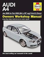 Audi A4 Service and Repair Manual (Haynes Service and Repair Manuals)