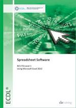 ECDL Spreadsheet Software Using Excel 2010 (BCS ITQ Level 1)