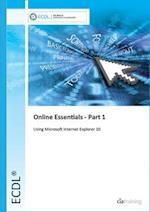 ECDL Online Essentials Part 1 Using Internet Explorer 10
