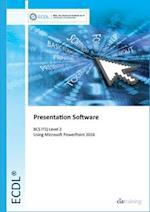 ECDL Presentation Software Using Powerpoint 2016 (BCS ITQ Level 2)