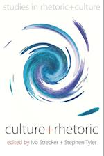 Culture and Rhetoric (Studies in Rhetoric and Culture, nr. 1)