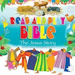Read and Play Bible the Jesus Story af Bethan James
