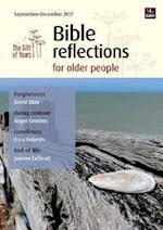 Bible Reflections for Older People September - December 2017