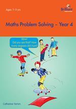 Maths Problem Solving, Year 4