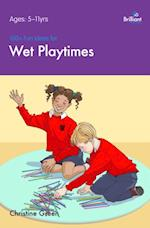 100+ Fun Ideas for Wet Playtimes (A Brilliant Education)